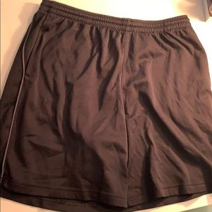 Reebok Bottoms - FINAL SALE boys Reebok black running shorts
